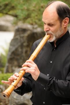 Musiker und Komponist Dr. Jim Franklin