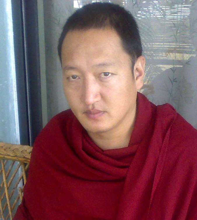 Lharampa Tenzin Kalden Dahortsang